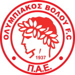 PAE Olympiakos Volos - Football League Stats