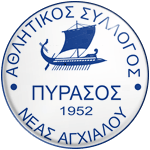 Pyrasos Nea Anchialos FC logo