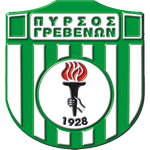 Pyrsos Grevena Badge