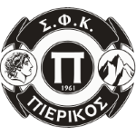 SFK Pierikos Katerini Badge