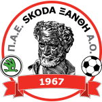 Skoda Xanthi FC Badge