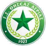 Thiseas Agria Badge