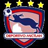 CD Mictlán Badge