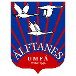 UMF Álftanes Badge