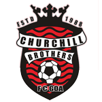 Card Stats for Churchill Brothers FC Goa