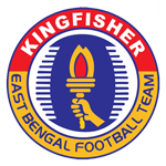 Kingfisher East Bengal Football Team Badge