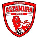 ASDチーム・アルタムーラ - セリエD: グループH データ