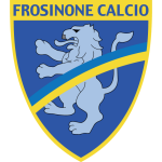 Card Stats for Frosinone Calcio