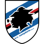 UC Sampdoria Badge