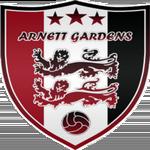Arnett Gardens FC Badge