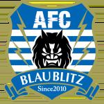 AFC Blaublitz Akita Badge