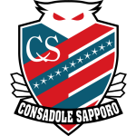 Consadole Sapporo Badge