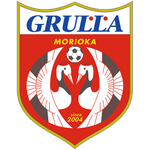 Grulla Morioka Badge