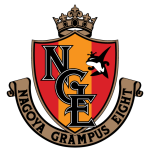 Nagoya Grampus Badge