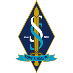 Sony Sendai FC Badge
