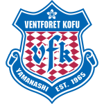 Ventforet Kofu - J2 League Stats