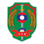 Lao Police Club Badge