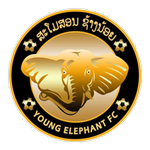 Young Elephant Badge