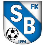 FK Dinamo Rīga / Staiceles Bebri Badge