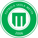 FS METTA Latvijas Universitate Badge