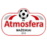 FK Atmosfera Mažeikiai Badge