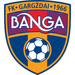 Card Stats for FK Banga Gargždai