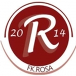 FK Rosa Klaipeda Badge