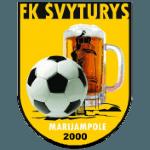FKシュヴェトリース・マリヤンポレ - LFFタウレー データ