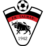 Card Stats for FK Tauras Tauragė