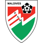 Maldives National Team Badge