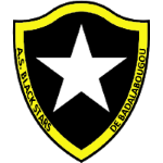 AS Black Stars Badge