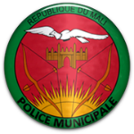 AS Police de Bamako Badge