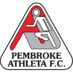 Pembroke Athleta FC  Badge