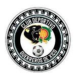 Club Deportivo Guerreros de Xico Logo