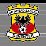 Go Ahead Eagles Res. Logo