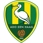HFC ADO Den Haag Badge