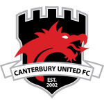 Canterbury United Christchurch Badge