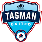 Tasman United FC Badge