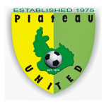 Plateau United FC Badge