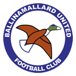 Ballinamallard United FC Badge