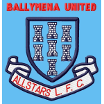 Card Stats for Ballymena United Allstars LFC