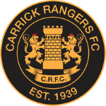 Carrick Rangers FC Badge
