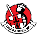 Crusaders Newtownabbey Strikers Logo