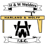 Harland and Wolff Welders FC logo