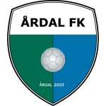Årdal FK Badge