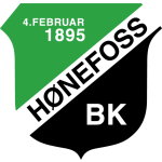 Card Stats for Hønefoss BK