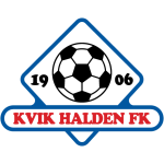 Kvik Halden FK Badge