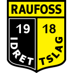 Raufoss IL II Badge
