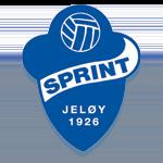 Sprint-Jeløy SK Badge