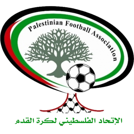 Palestine National Team Badge